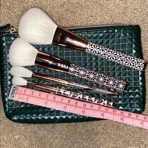 Tarte makeup brush set